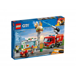 LEGO City: Burger Bar Fire Rescue