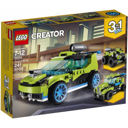 LEGO Creator: Rocket Rally Car
