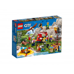 LEGO City: People Pack - Outdoor Adventures
