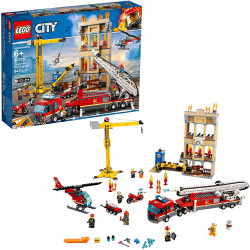 LEGO City: Downtown Fire Brigade