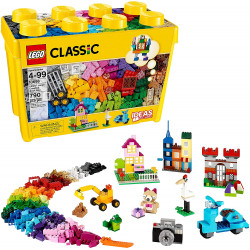 LEGO Classic: Large Creative Brick Box