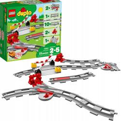 LEGO Duplo: Train Tracks