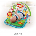 Fisher Price Rainforest Friends 3-in-1 Musical Activity Gym
