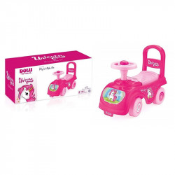 Dolu Full Unicorn Bingit Pedalless Car