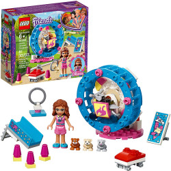 LEGO Friends: Olivia's Hamster Playground