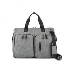 Colorland Maternity Tote Bag (Grey)