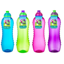 Sistema Twist 'n' Sip Bottle, 620 ml - Assorted Colours