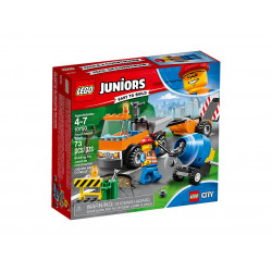 LEGO Juniors: Road Repair Truck