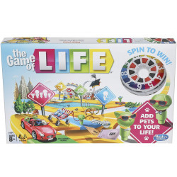 Game of Life, English