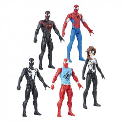 Spiderman Titan Hero Series, Assorted Figures