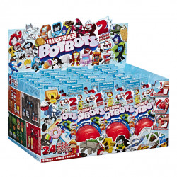 Hasbro Transformers BotBots Blind Box, Assortment