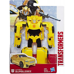 Transformers Project Storm Authentics Bumblebee