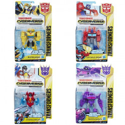 Transformers Cyber ​​Universe, 14 cm, Assortment