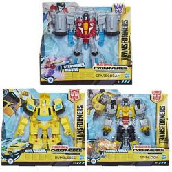 Transformers Cyber Universe, 19 cm, Assortment
