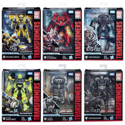 Hasbro Transformers Movies Series Figure Toy, Assortment