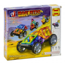 Le Tai Rally Magnetic Building Blocks, 32 PCS