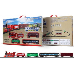 Battery Operated Train For Kids