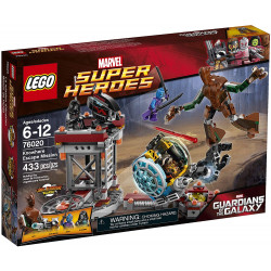 LEGO Superheroes Knowhere Escape Mission