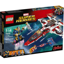 LEGO Superheroes Avenjer Space Mission