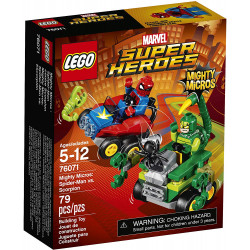 LEGO Superheroes: Mighty Micros: Spider-Man vs. Scorpion