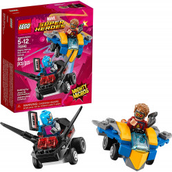 LEGO Super Heroes Mighty Micros: Star-Lord vs. Nebula
