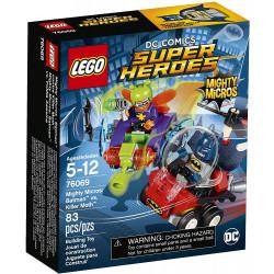 LEGO Superheroes Mighty Micros Batman Vs Killer Moth