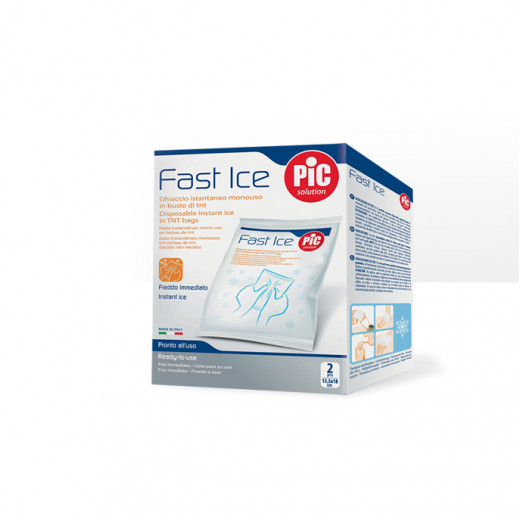 Pic Solution Fast Ice Disposable Instant Ice Pack