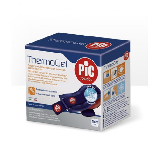 Pic Solution Thermogel Comfort 10*26 cm with Eliastic Bag
