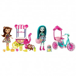 Enchantimals Doll and Tool Play Set 6, Assortment