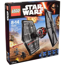 LEGO Starwars: First Order Special Forces TIE Fighter