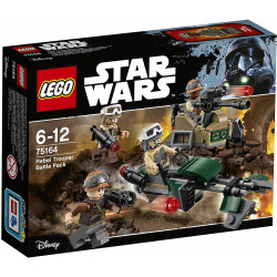 LEGO Starwars: Rebel Trooper Battle Pack