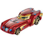 Hot Wheels Marvel 1:64 Character Car Assorted