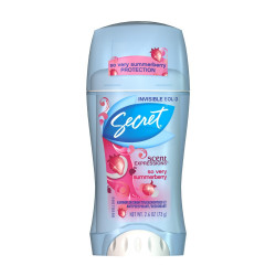 Secret Deodorant Scent Expressions Invisible Solid So Very Summerberry