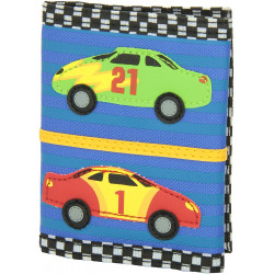 Stephen Joseph Wallet Race Car