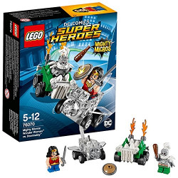 LEGO Superheroes Mighty Micros: Wonder Woman™ vs. Doomsday™