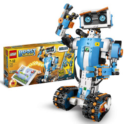 LEGO Boost Creative Toolbox Toy, 847 Pieces