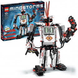 Lego Mind Storms Robot Kit with Remote Control for Kids, 601 pieces