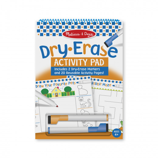 Melissa & Doug Dry Erase Activity Pad