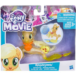 My Little Pony The Movie Rarity Seapony