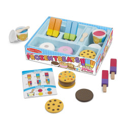 Melissa & Doug Frozen Treats Play