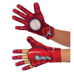 Rubie's Iron Man Gloves Boy
