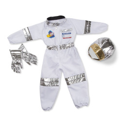 Astronaut Role Play Costume Set, 3-6 years