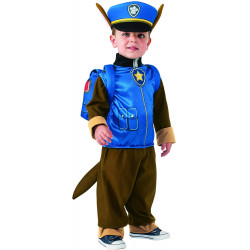 Rubie's Costume Toddler PAW Patrol Chase Child Costume, 2-4 years