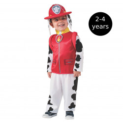 Rubie's Paw Patrol Marshall Child Costume, 2-4 years
