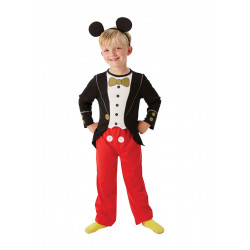Rubie´s Mickey Mouse Printed Tuxedo Costume, 2-4 years