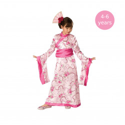 Rubie´s Asian Princess Costume, Pink, Small, 4-6 years