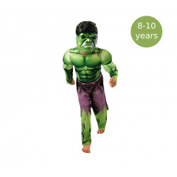 Rubie´s Hulk Costume Boy, 8-10 years