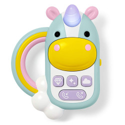 Skip Hop Baby Cell Phone Toy, Zoo Unicorn