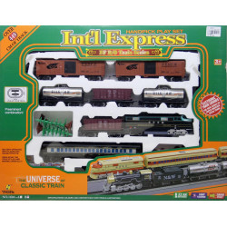 Battery operated,Train