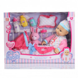 "BH Basic - 16"" Baby Deluxe Set (Doll without sound)"